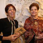 Vera Arantes e Ana Maria Garcia