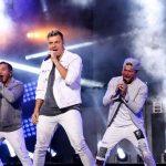 Backstreet Boys farão shows no Brasil em 2020