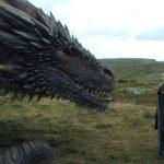 """Kit Harrington revela que odiou cena com dragão em """"Game of Thrones"""""""