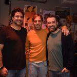 Alexandre Pernet e Guilherme Giusti e Rodrigo Marcondes