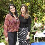 Ana Massad e Calu Franco