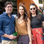 Bruno Schroeder, Anuska Prado E Tamara Almeida