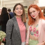 Camila Otoe e Nicole Kaiser