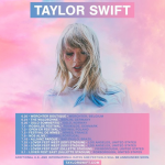Taylor Swift confirma show no Brasil