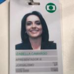Globo cumpre determinação da Justiça e recontrata jornalista Izabella Camargo