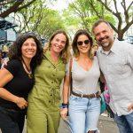Carla, Andrea Pupo, Marina CIrelli e Nelson Ferman