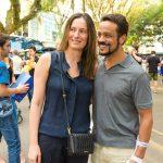 Carol e Felipe Prata
