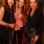 Carolina Andraus, Cris Rudge e Ana Isabel Carvalho Pinto