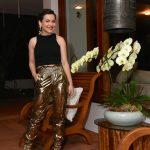 Luciana Mantegazza arma jantar especial para YAGP