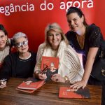 Ciccy Halpern, Costanza Pascolato, Riccy Souza Aranha e Carol Porto