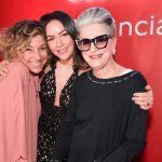 Consuelo Blocker, Costanza Pascolato e Luciana Tranchesi