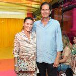 Daniela Barros Verdi e Luis Filipe Verdi