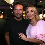 DJ Buga Moreira e Monique Moreira