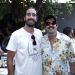 Daniel Vanzetto e Felipe Árias
