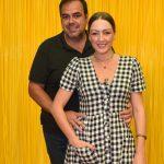 Eduardo Carvalho e Juliana Puglis
