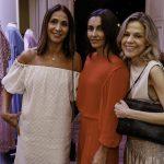 Edna Oliveira, Juliana Piedade e Alessandra Goes