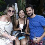 Eliza Hisami, Denis Pauli Cardoso, Paula Vasconcellos