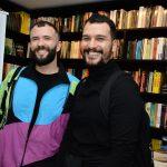Gustavo Pinhal e Estefano Hornhardt