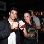 Igor Moraes e Marta Moura