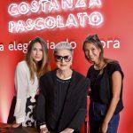 Juliana Carvalho, Costanza Pascolato e Patricia Bagattini