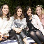 Julie Montegomery, Julie Mansur, Tatiana Monteiro E Gabriela Moregola