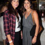 Livia Barros e Leticia Batista
