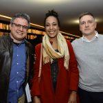 Leonardo Abreu, Daniele Chabariberi e Ksyl Kaplan