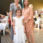 Madu, Ju Puglisi e Stella Jacintho
