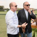 Michel Romano e Carlos Alberto Martins Bastos