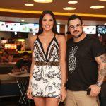 Milena Balza e Lucas Cordeiro