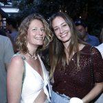 Nathalie Esses e Ana Kurc