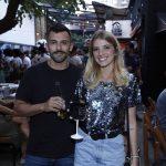 Nicholas Kjaer e Bianca Rossi
