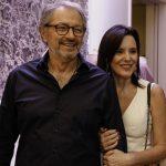 Nilton Simões e Andrea Pinheiro