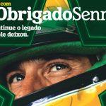 Uma postagem sua ajuda o Instituto Ayrton Senna