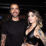 Meu Guimarães e DJ Lily Scott