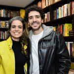 Paula Sertório e Victor Paixão