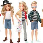 "Mattel lança Barbies sem gênero contra ""imposições"""