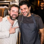 Rodrigo Marcondes e Alexandre Pernet