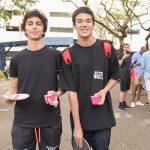 Rodrigo Novaes e Yanly Erh