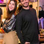 Rodrigo Ribeiro e Marcela Mendes