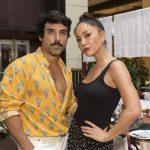 Sabrina Sato e Rodrigo Costa