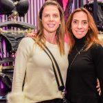 Samira Volpi e Marina Gomide
