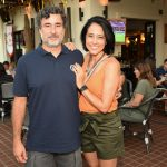 Alexandre Suplicy e Adriana Bittar