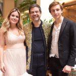 Adriana Harley, Bruno Astuto e Sasha Allard
