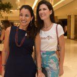 Adriana Helal e Andrea Bartelle