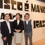 Akira Kusuniki, Satomi Maeda e Kaitaro Kiuchi