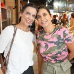 Ariane Sabino e Silvana Bertolucci