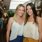 Camila Amaral e Debora Mangabeira