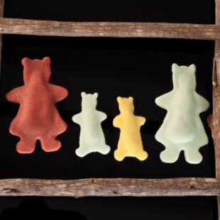 Para o dia das crianças, Pissani oferece coleção de massas especiais