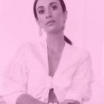 Silvia Braz é escolhida para campanha de Carolina Herrera